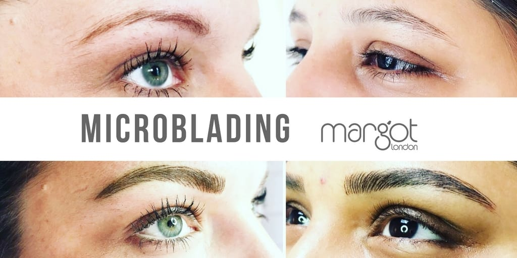 Microblading Margot London Crouch End